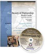 The Beauty of Partnership Study Guide and DVD