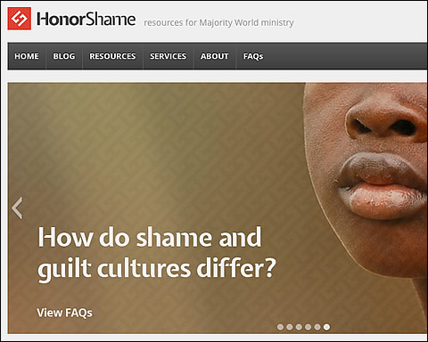 What a great website for learning about honor/shame dynamics in cross-cultural ministry