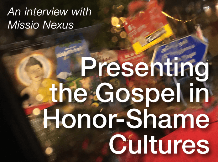 Presenting the gospel in honor-shame cultures.fw