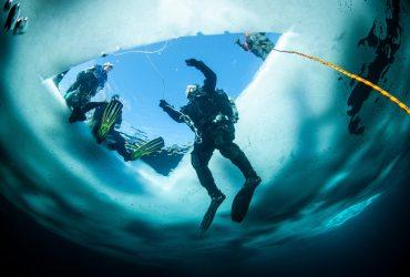 Immersione sotto un lago di ghiaccio, speed riding, snowkite... Scopri i migliori spot per una vacanza sensazionale sotto ogni punto di vista!