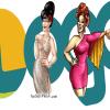 Chiffon and Poppy Make Everything Better: Logo TV 74