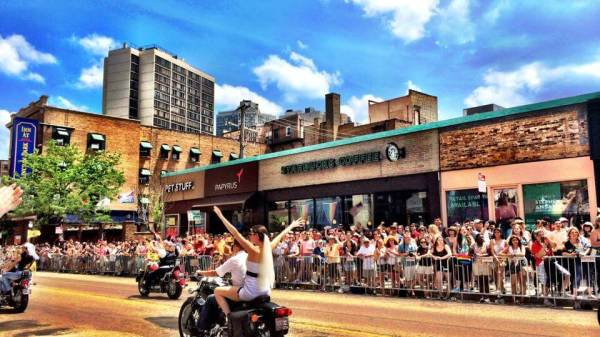 Sidney's Pride Guide: Chicago 2014 83