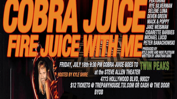 Reasons To Live in LA: Cobra Juice 14