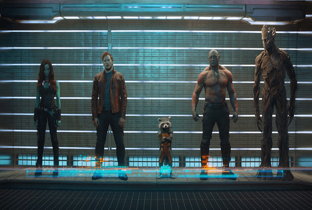 Guardians of the Galaxy 640