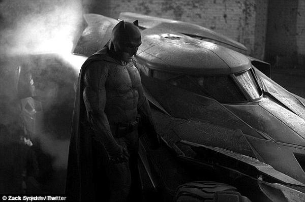 Panda thinks Affleck is going to kill it as Batman. What do you think of the controversial casting?