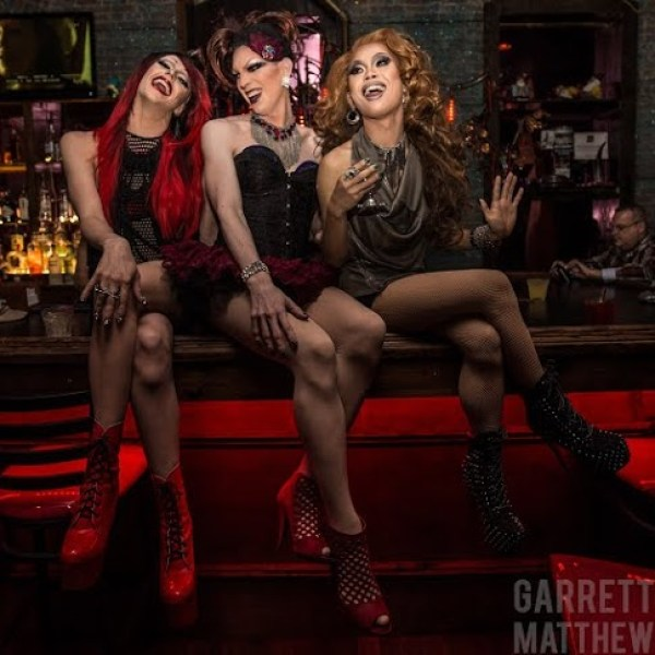 Laganja Estranja RuPauls Drag Race Season 6 rpdr Asia Persuasia FiFi Dubois drag queens NYC FairyTale Lounge Garrett Matthew