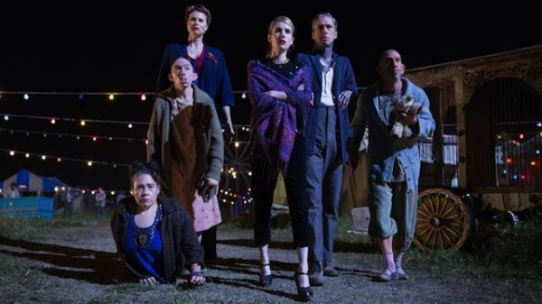 The Freak Show Revue - Tupperware Party Massacre 90