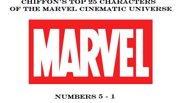 Marvel Week: The Top 25 Marvel Cinematic Universe Characters (The Top 5) 83