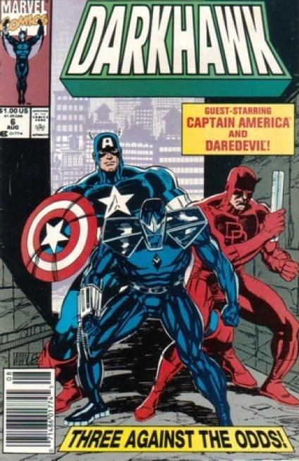 Daredevil visits more of the Marvel Universe