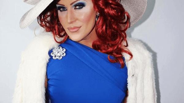 The Miss NotSafe4Werk.com Contestant Interviews: Lady Portia Di'Monte (Courtesy of ElloDrag Presents) 90
