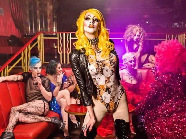 A promotional shot for Drag Queens of London