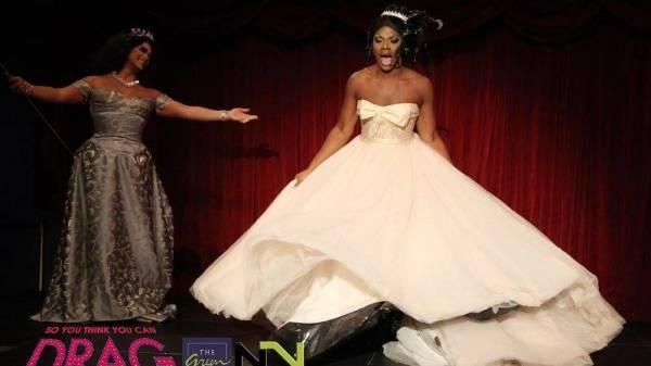 So You Think You Can Drag Finalist: Sasha Pierce Davenport 75