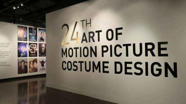 "A Haute Second with Spencer: The 24th ""Art of Motion Picture Costume Design"" Exhibit 20"