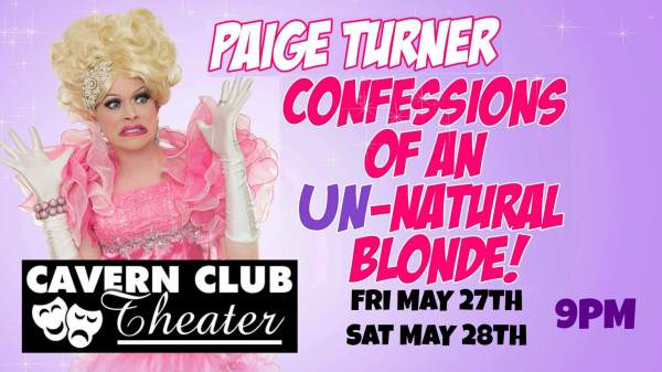 "Paige Turner Has a ""Confession"" for Los Angeles! 81"