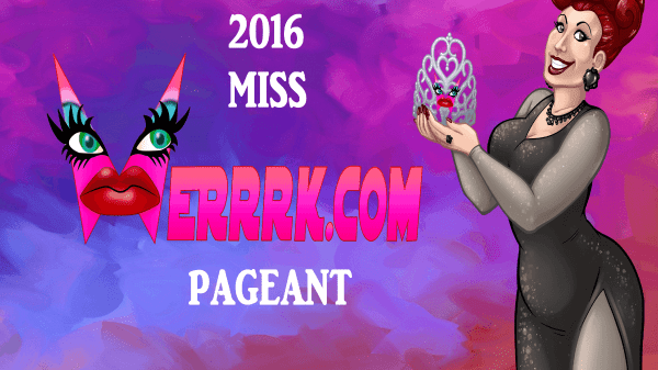 Miss WERRRK.com 2016 Pageant Creative Eveningwear Videos 91