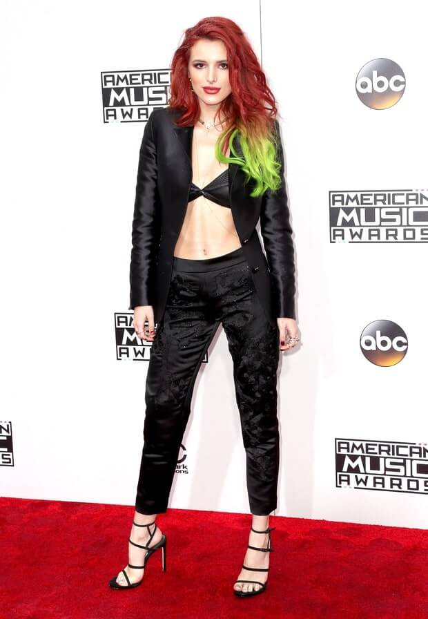 A Haute Second with Spencer: The American Music Awards 2016 74