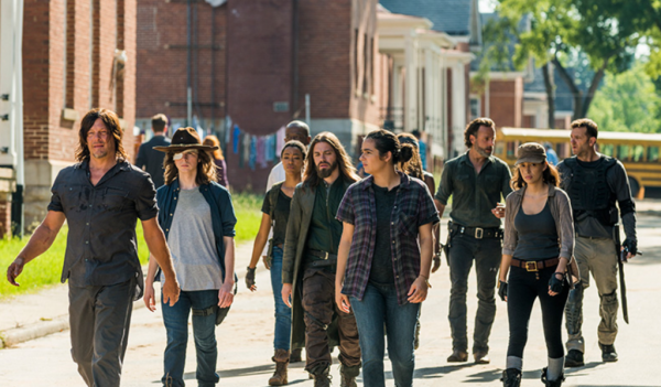 What the Walking Dead: Rock in the Road 83