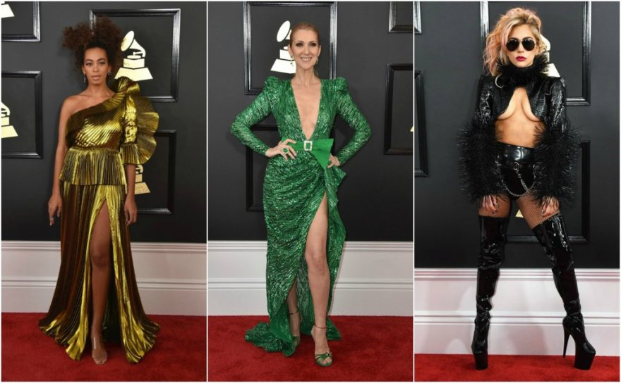 A Haute Second with Spencer: The 2017 Grammy Awards 101