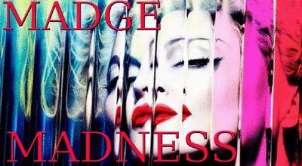 MADGE MADNESS: Like a Virgin 128