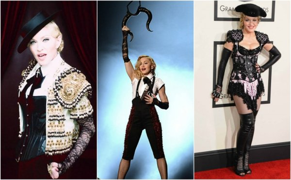 MADGE MADNESS: Madonna's Most Iconic Looks 108
