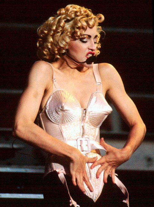 MADGE MADNESS: Madonna's Most Iconic Looks 96