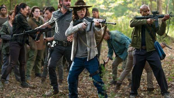What the Walking Dead: Something They Need 122