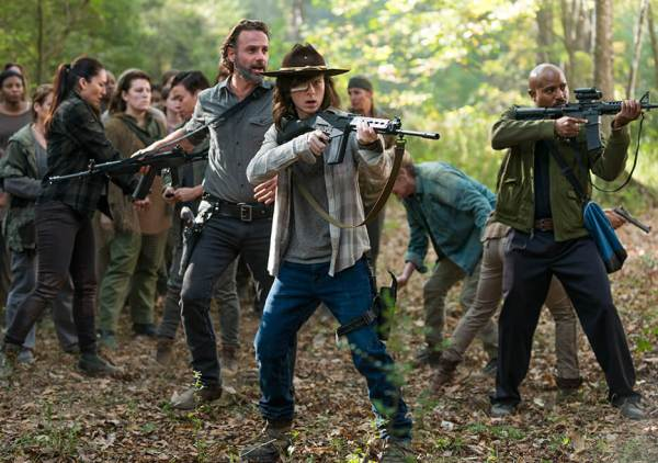 What the Walking Dead: Something They Need 81