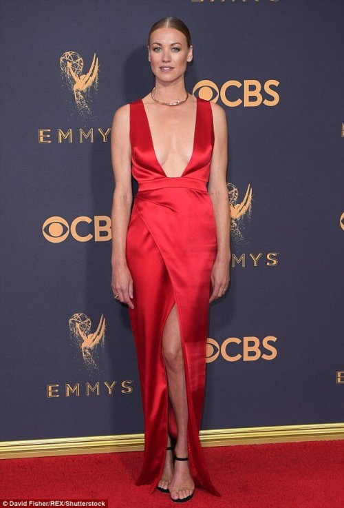 A Haute Second with Spencer: The Emmys 2017 83