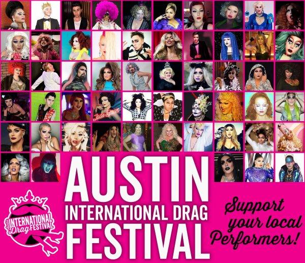 The WERRRK.com Interview: Austin International Drag Festival 96