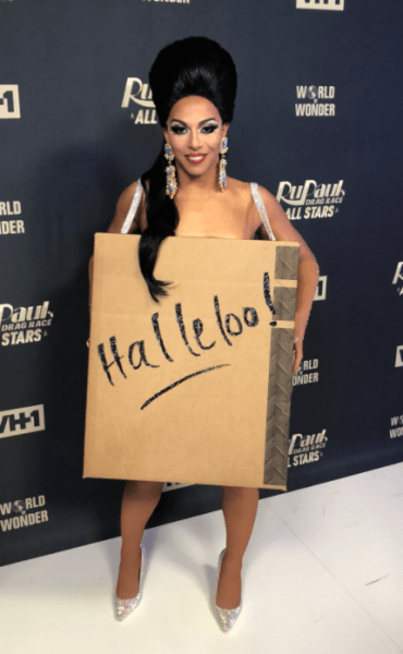 A Haute Second with Spencer: All-Stars 3 Premiere 105