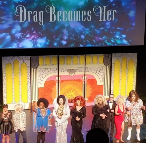 """Review: """"Drag Becomes Her"""" Slays Los Angeles 76"""