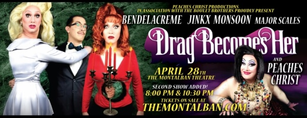 """Review: """"Drag Becomes Her"""" Slays Los Angeles 75"""