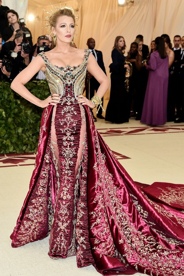 A Haute Second with Spencer: The Met Gala 2018 96