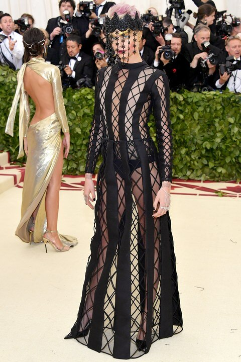 A Haute Second with Spencer: The Met Gala 2018 104