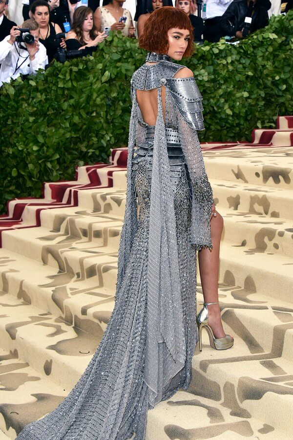 A Haute Second with Spencer: The Met Gala 2018 93