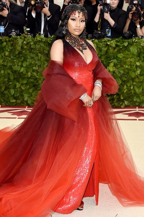 A Haute Second with Spencer: The Met Gala 2018 91