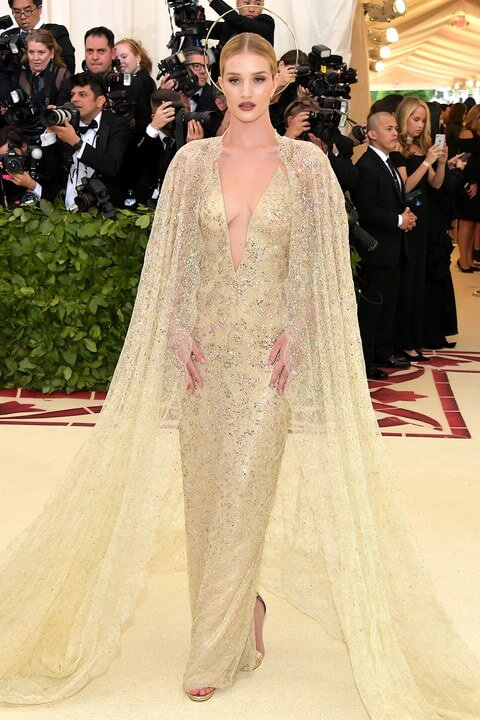 A Haute Second with Spencer: The Met Gala 2018 98