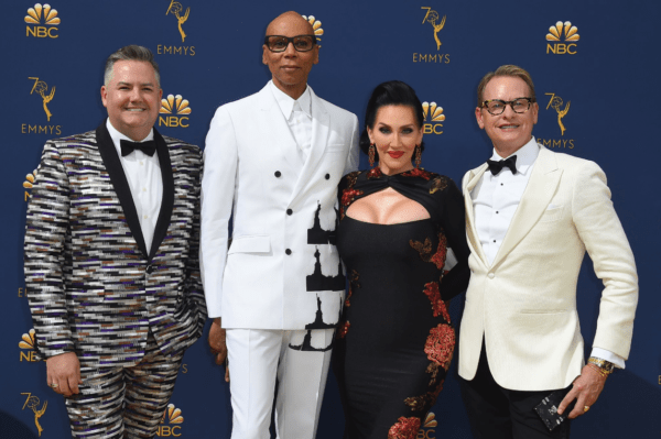 A Haute Second with Spencer: The Emmys 2018 118