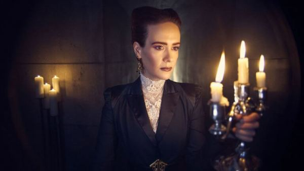 AHS APOCALYPSE: Sidney & Spencer's Fallout (Episode 1: The End) 133