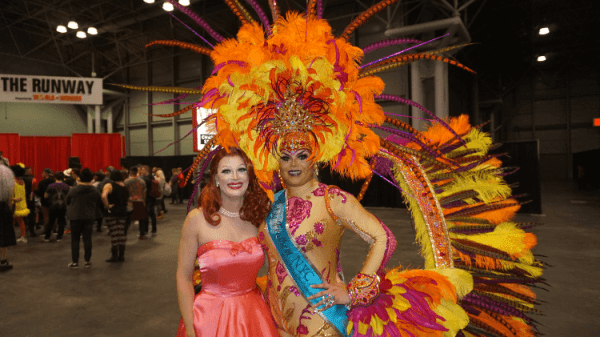 ADRIANA FUENTES INTERVIEW: WERRRK.com's COVERAGE OF RUPAUL'S DRAGCON NYC 2018 10