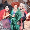 Backstage 'Berry: Pissi Myles, Sherry Pie & Judy Darling at Ritz 105
