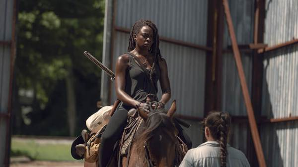 What The Walking Dead: Who Are You Now? 101