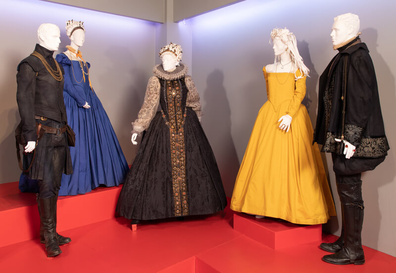 "A Haute Second with Spencer: The 27th ""Art of Motion Picture Costume Design"" Exhibition 81"