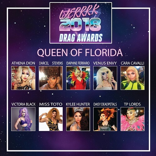 The WERRRK.com 2018 (-ish) Drag Awards Nominees (VOTING ENDS MAY 20th!) 85