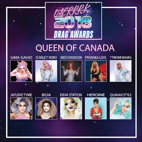 The WERRRK.com 2018 (-ish) Drag Awards Nominees (VOTING ENDS MAY 20th!) 84