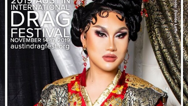 Austin International Drag Festival Headliner Announcement: Soju 88
