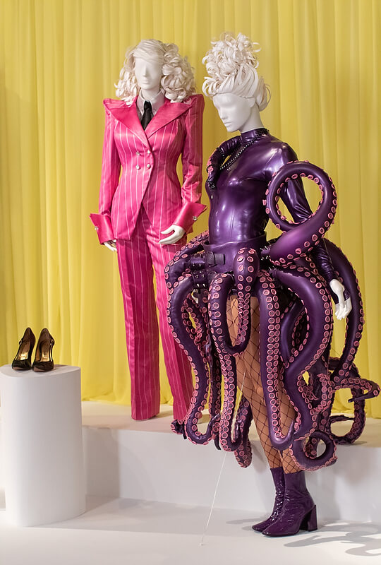 "A Haute Second with Spencer: The 13th ""Art of Television Costume Design"" Exhibition 76"