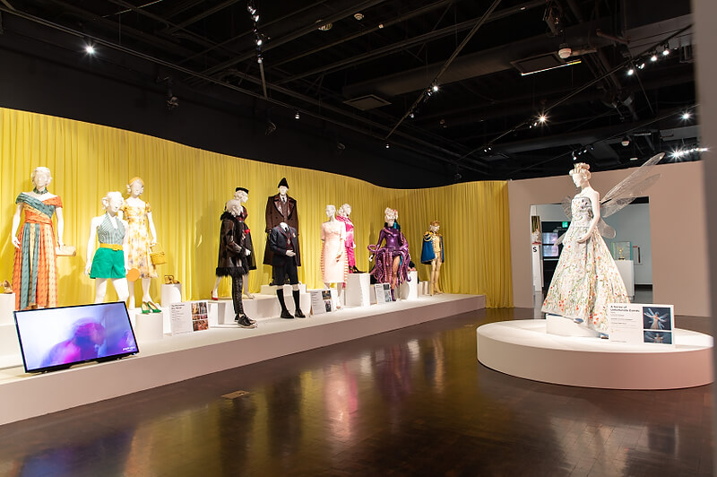 "A Haute Second with Spencer: The 13th ""Art of Television Costume Design"" Exhibition 80"