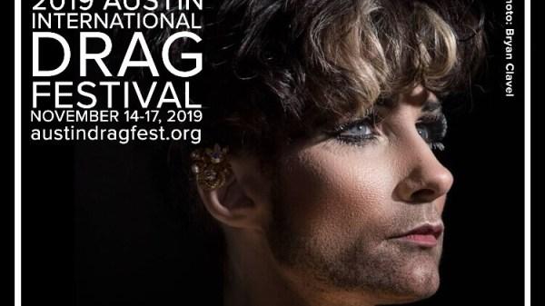 Austin International Drag Festival Headliner Announcement: Tucker Noir 77