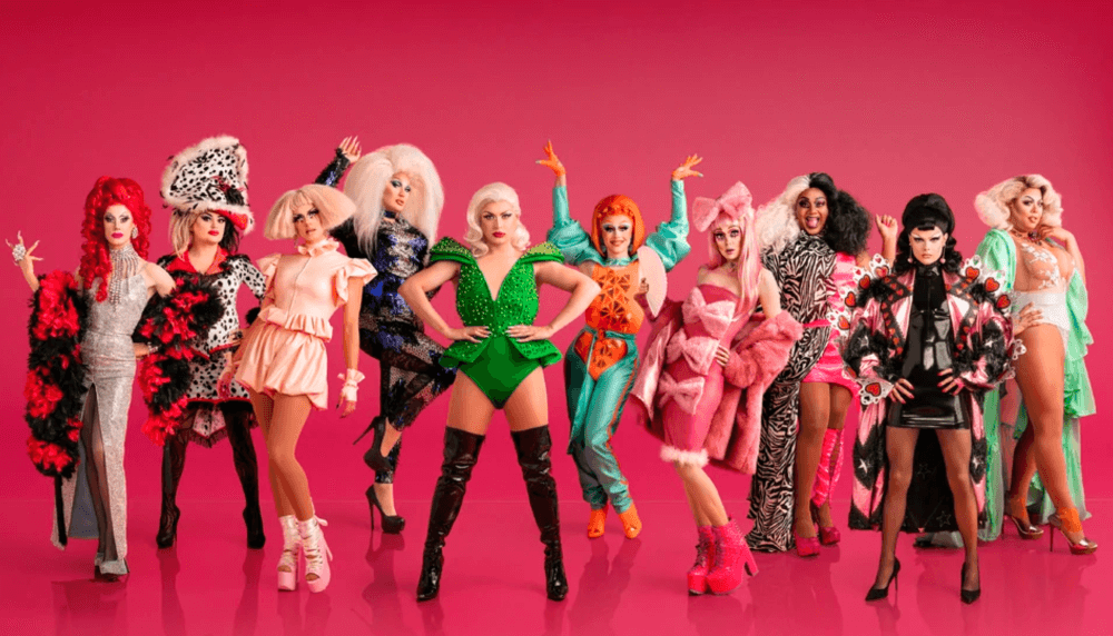 WERRRK.com Interviews the Queens of RuPaul's Drag Race UK! 73